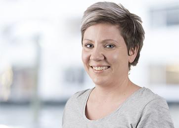 Karin Undheim, Supervisor, regnskap